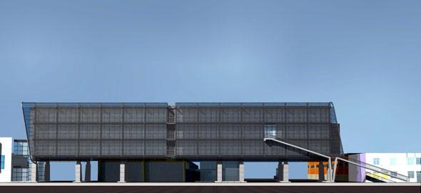Κτήριο Alumil Κιλκίς