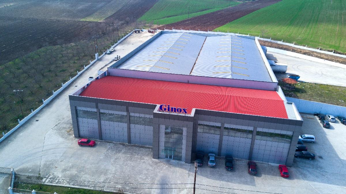 Εργοστάσιο Ginox