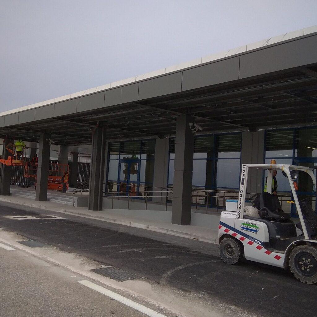 Αεροδρόμιο Καβάλας