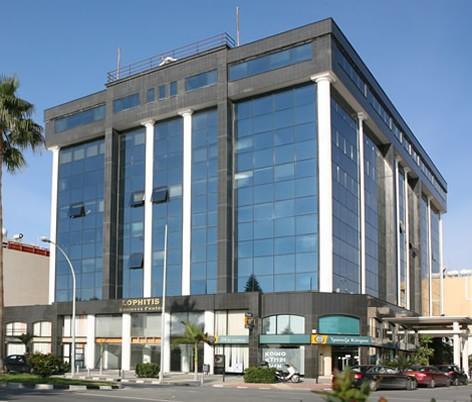 Κτήριο Γραφείων Lofitis Center